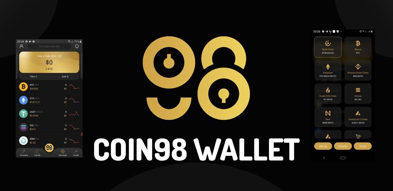 coin 98 wallet