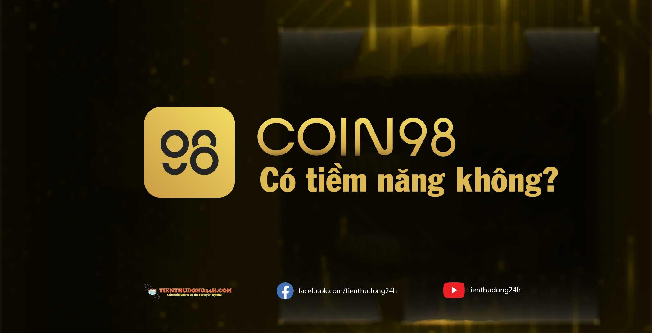 tiềm năng của coin98
