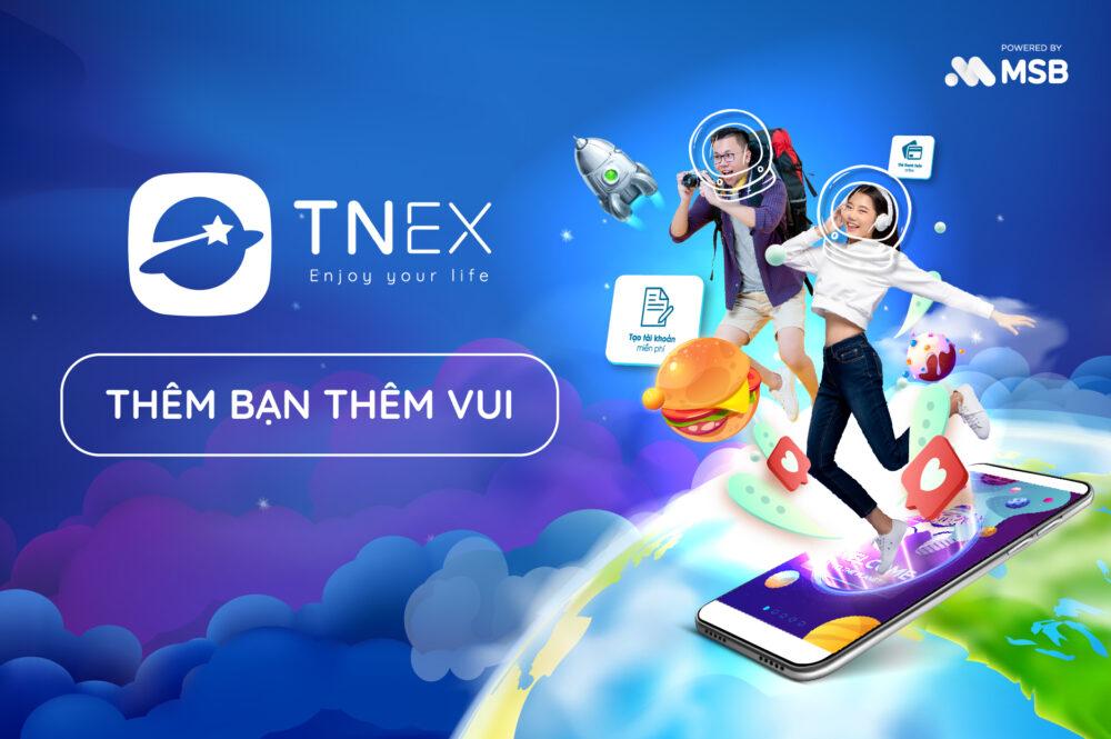kiếm tiền với TNEX