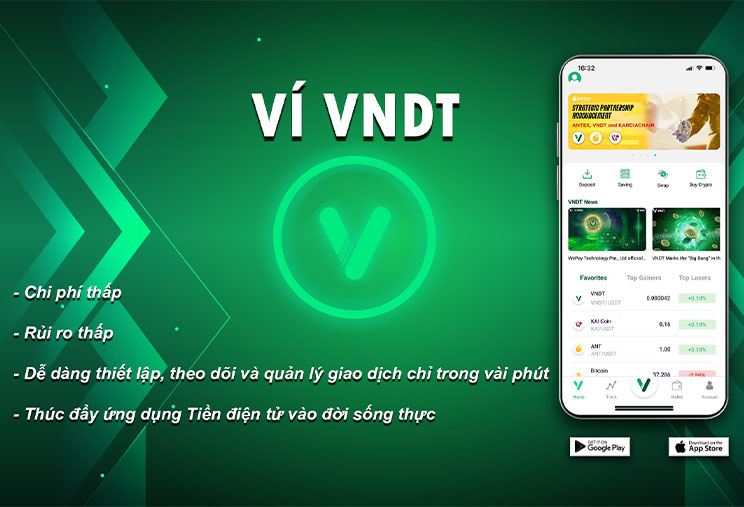 VNDT là gì