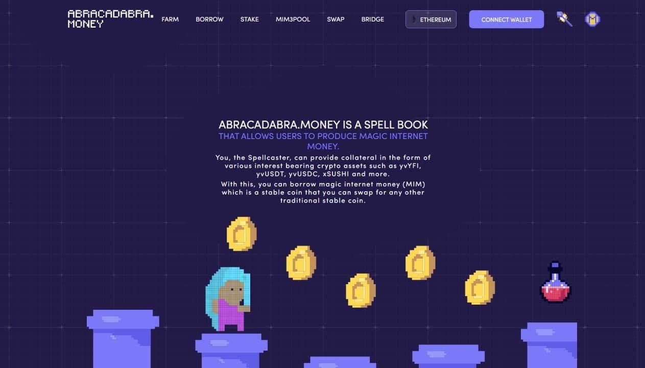 Abracadabra.money là gì?