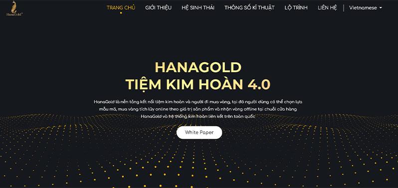 HanaGold - hanagold.finance